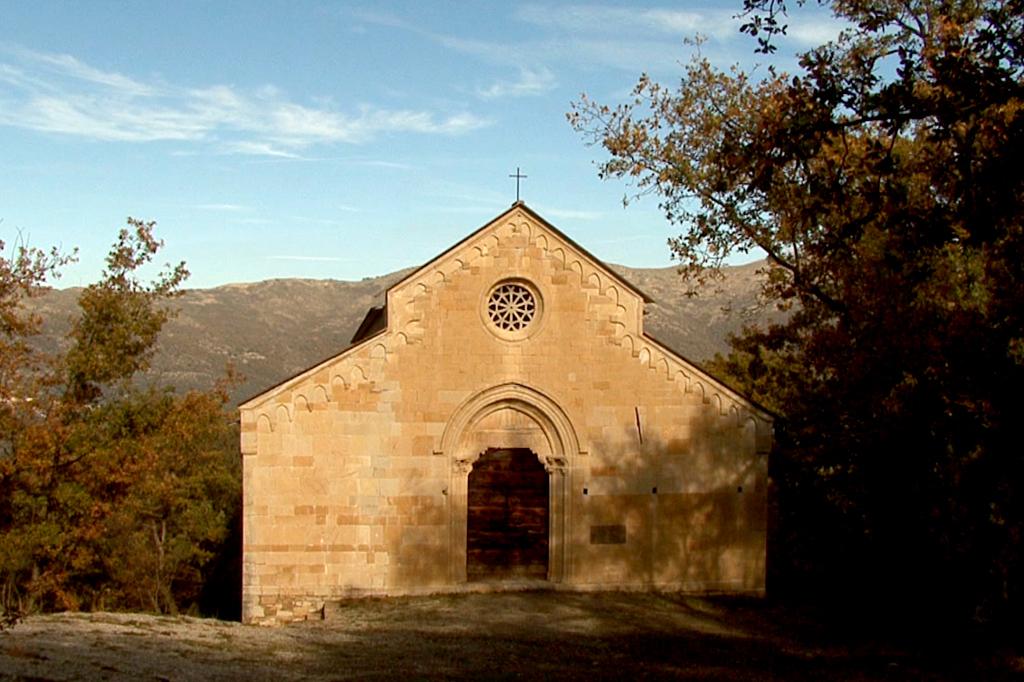 Santuario della Maddalena - Lucinasco