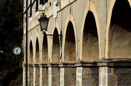 I portici di Triora