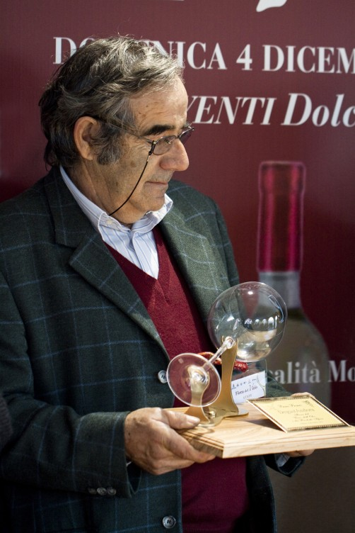 Giovanni Ardissone - Primo premio Degustandora