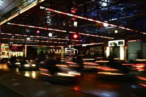 Autoscontri - Luna park