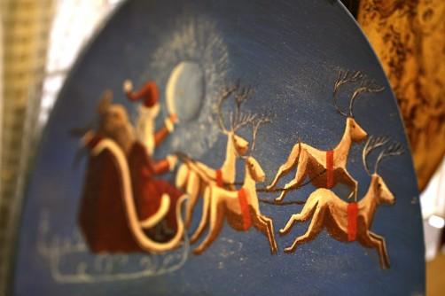 Piatto - Mercatino di Natale