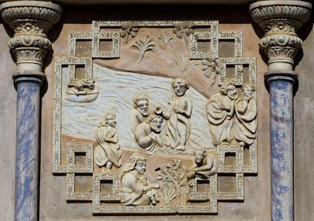 Oratorio di San Giovanni Battista di Borganzo