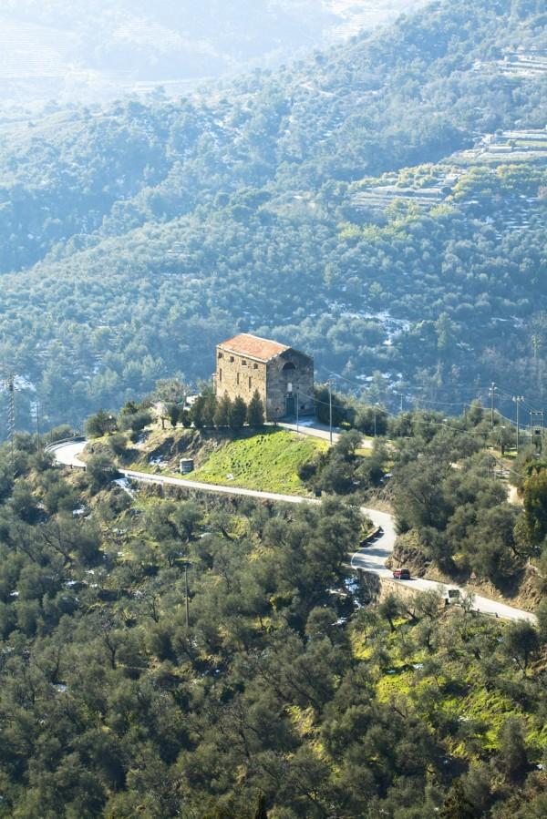Perinaldo - Chiesa della Visitazione