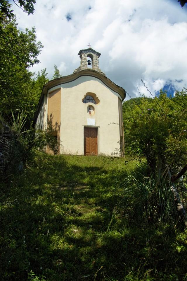 Chiesa della Madonna della Neve - Armo