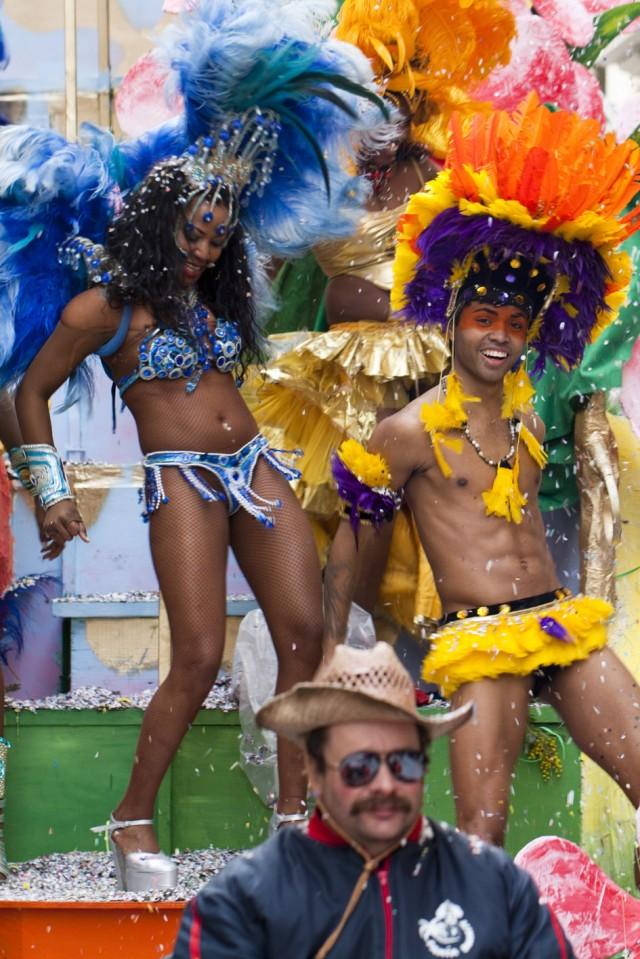 Carnevale Dianese 2012 - Diano Marina - Brasiliani
