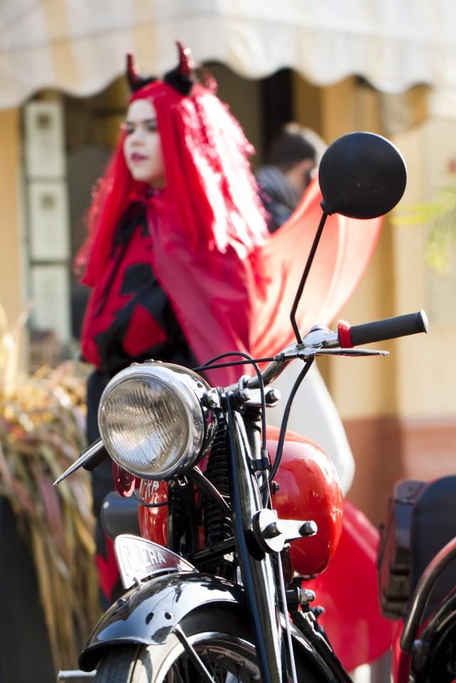 Carnevale Dianese 2012 - Diano Marina - Moto