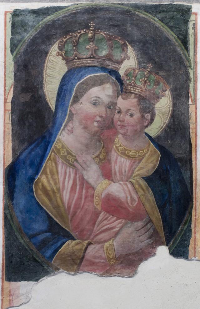 Santuario di Rezzo - Madonna