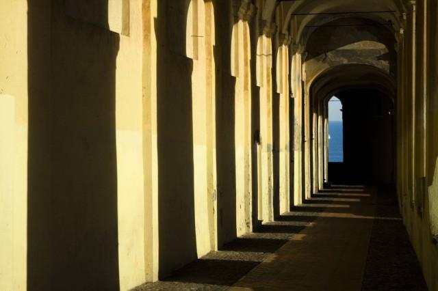 Parasio - Logge di Santa Chiara