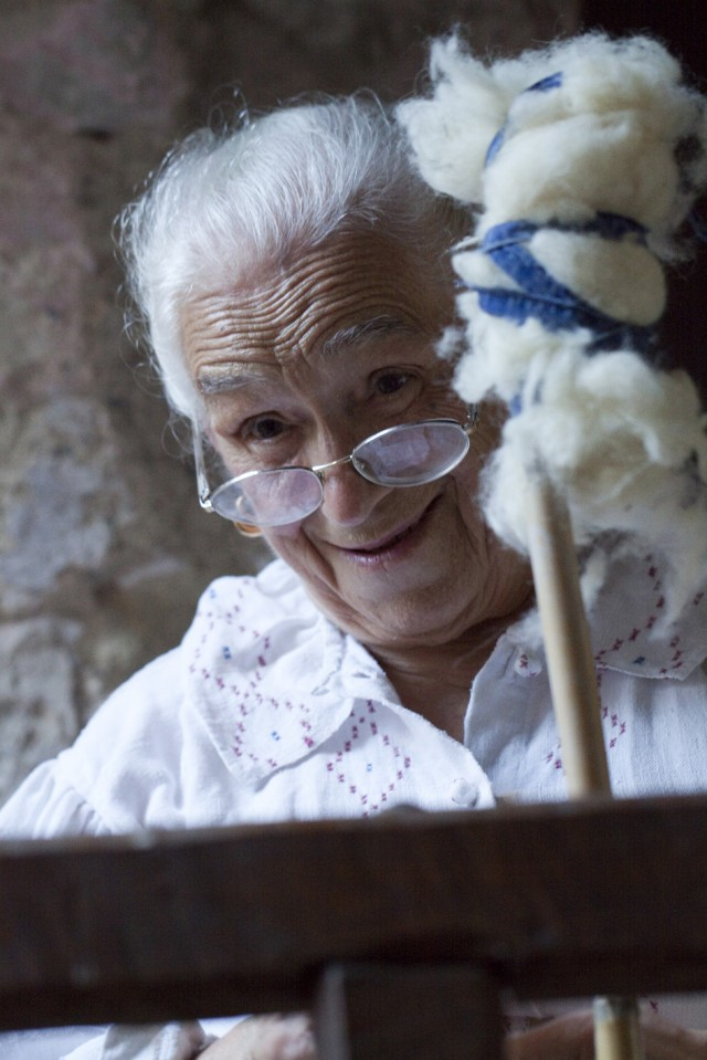 Signora Paola di Mendatica