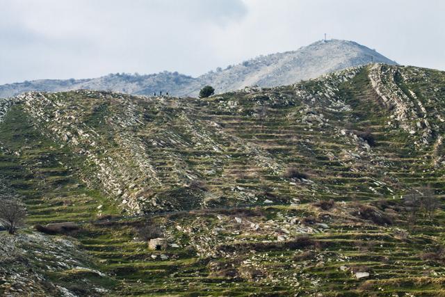 Pascoli, casella e Monte Grande - Imperia