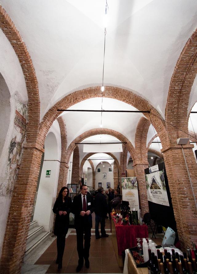 Finalborgo Salone Agroalimentare 2012 Santa Caterina