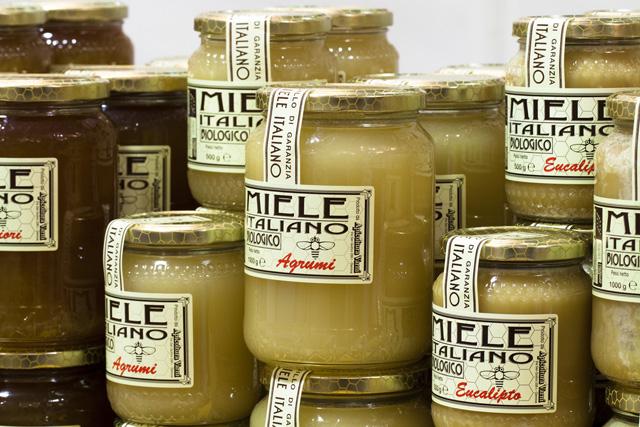 Finalborgo Salone Agroalimentare 2012 - il miele