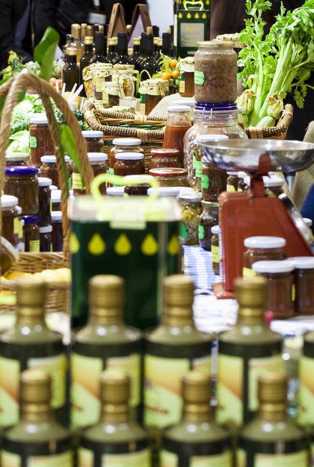 Finalborgo Salone Agroalimentare 2012 - vino, olio e prodotti della terra