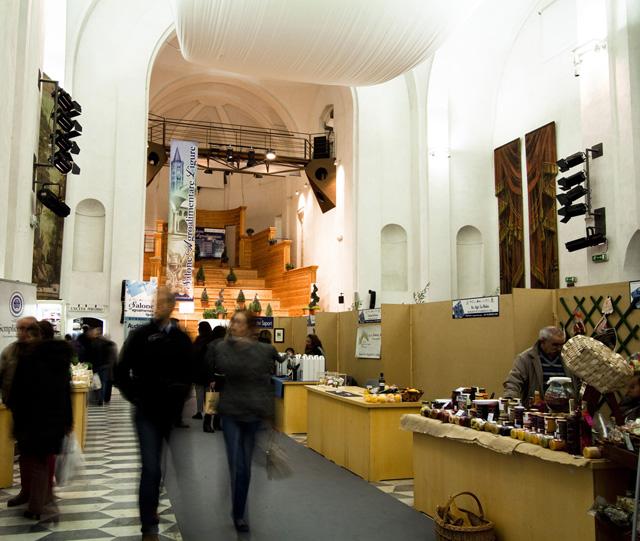 Finalborgo Salone Agroalimentare 2012 - gli stand