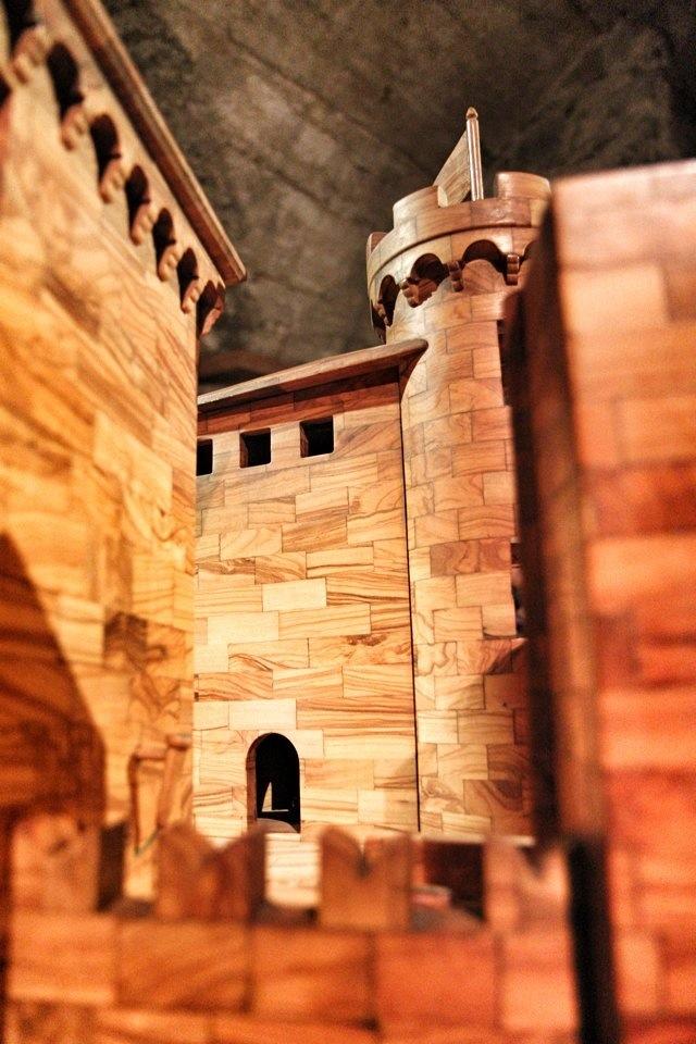 Torri e bastioni del Castello dei Doria, nel Visionarium di Dolceacqua