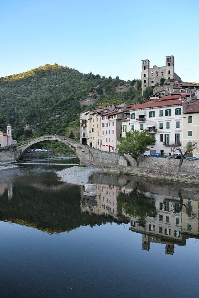 Dolceacqua, il ponte di Monet e il Castello dei Doria