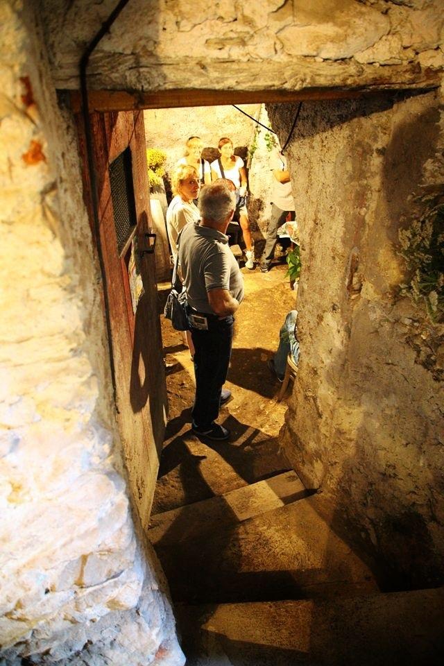 cantine aperte alla Festa delle Erbe di Cosio d'Arroscia
