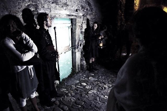 la casa del boia a Triora