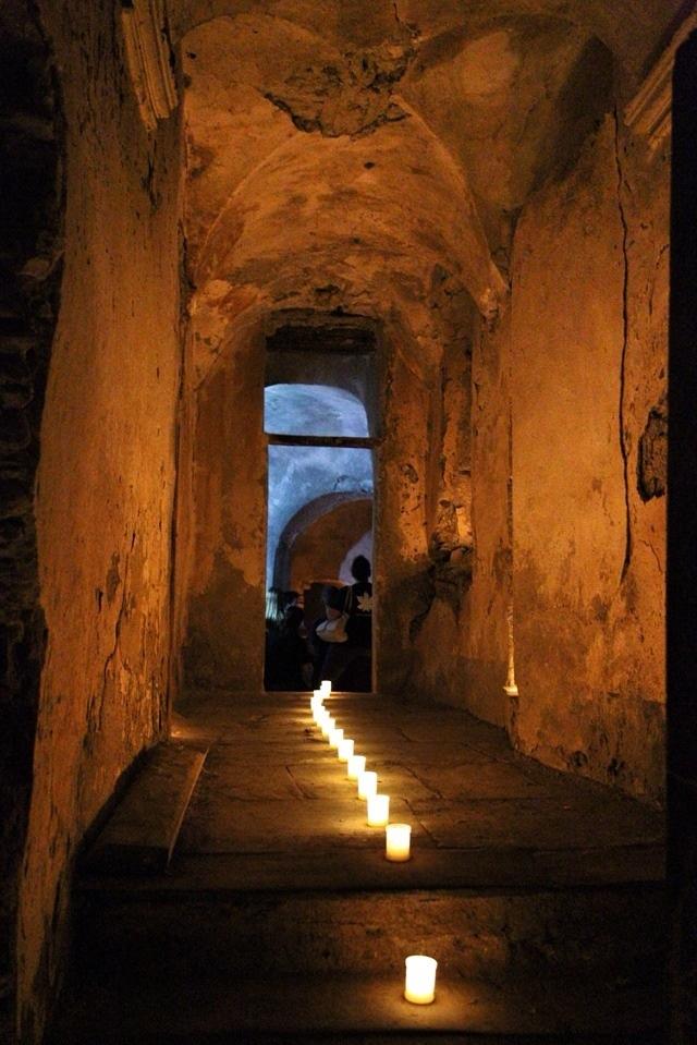ingresso a Palazzo Capponi, Triora