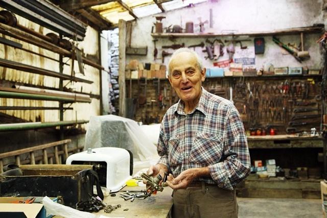 Rnggio, l'idraulico storico di Dolceacqua